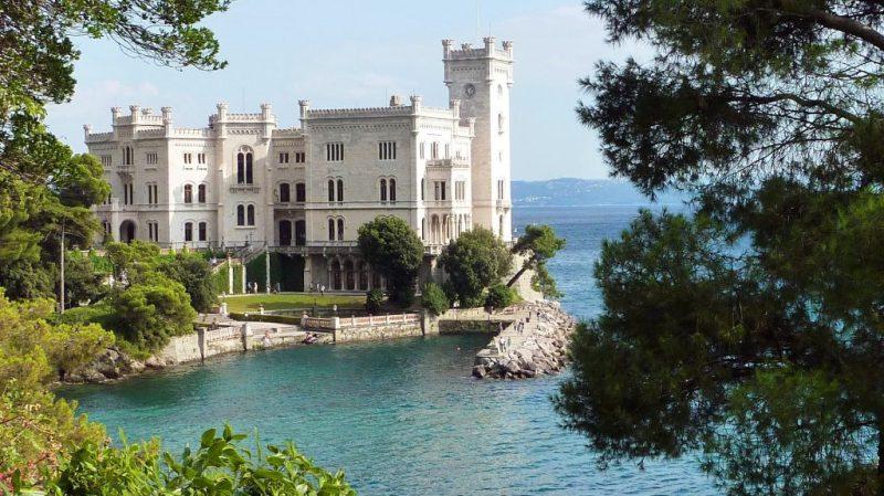 Castello di Miramare Triest