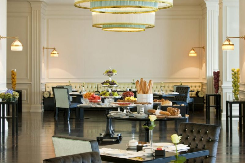 Savoy Restaurant Trieste