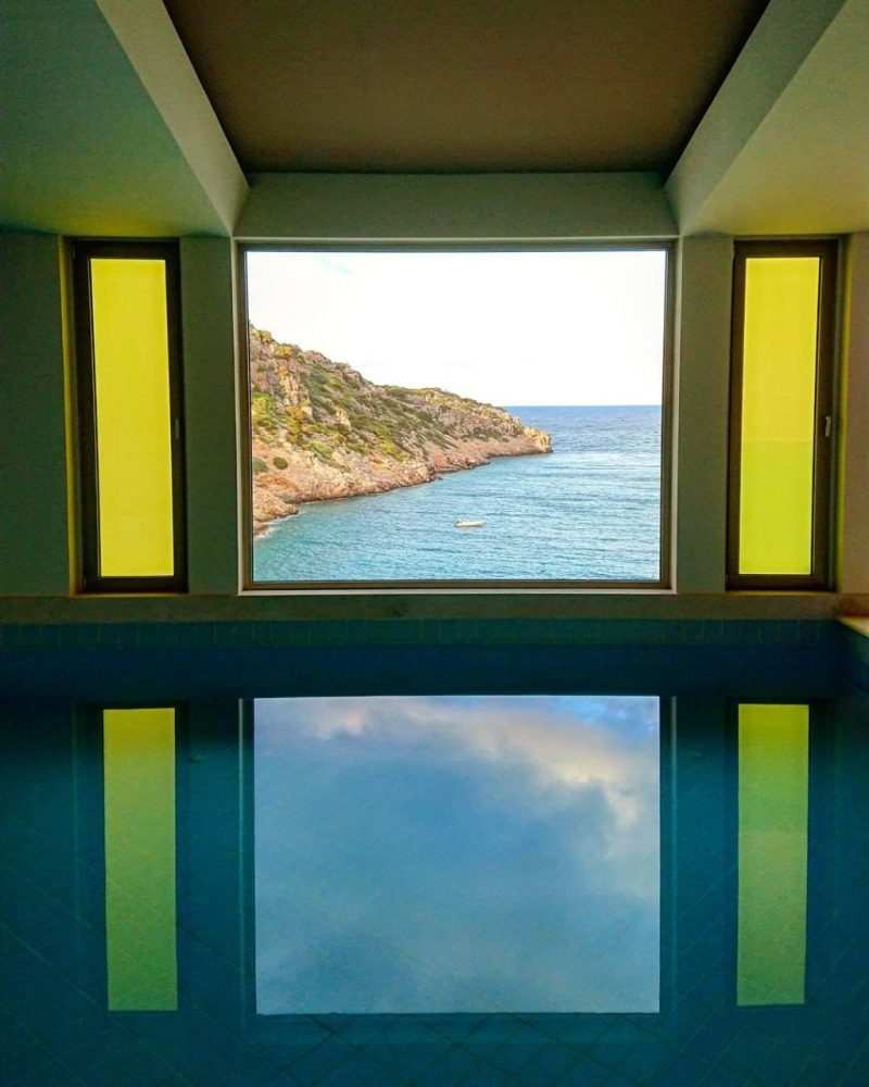 Daios Cove pool