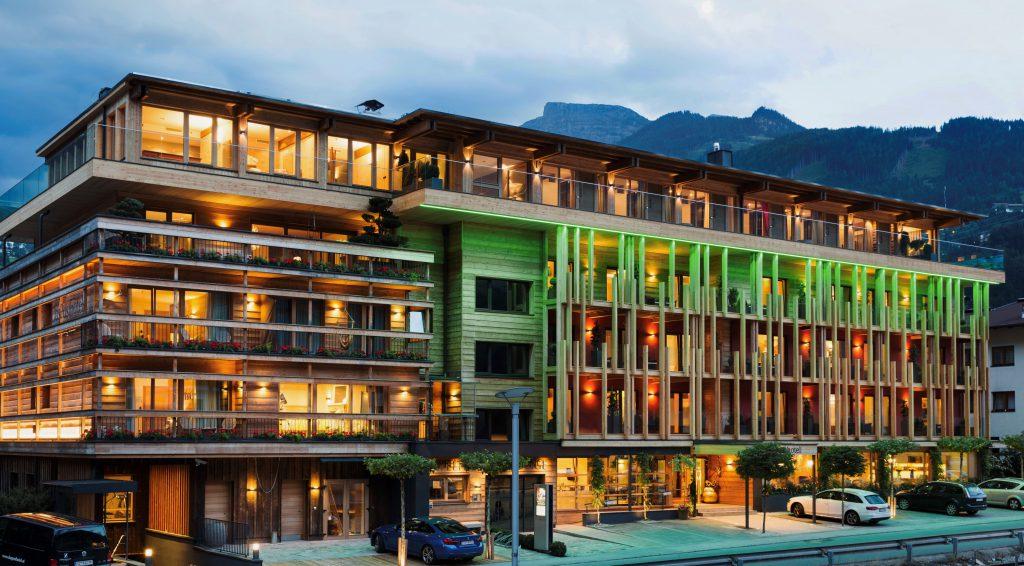 DasPosthotel Zillerseasons Tyrol