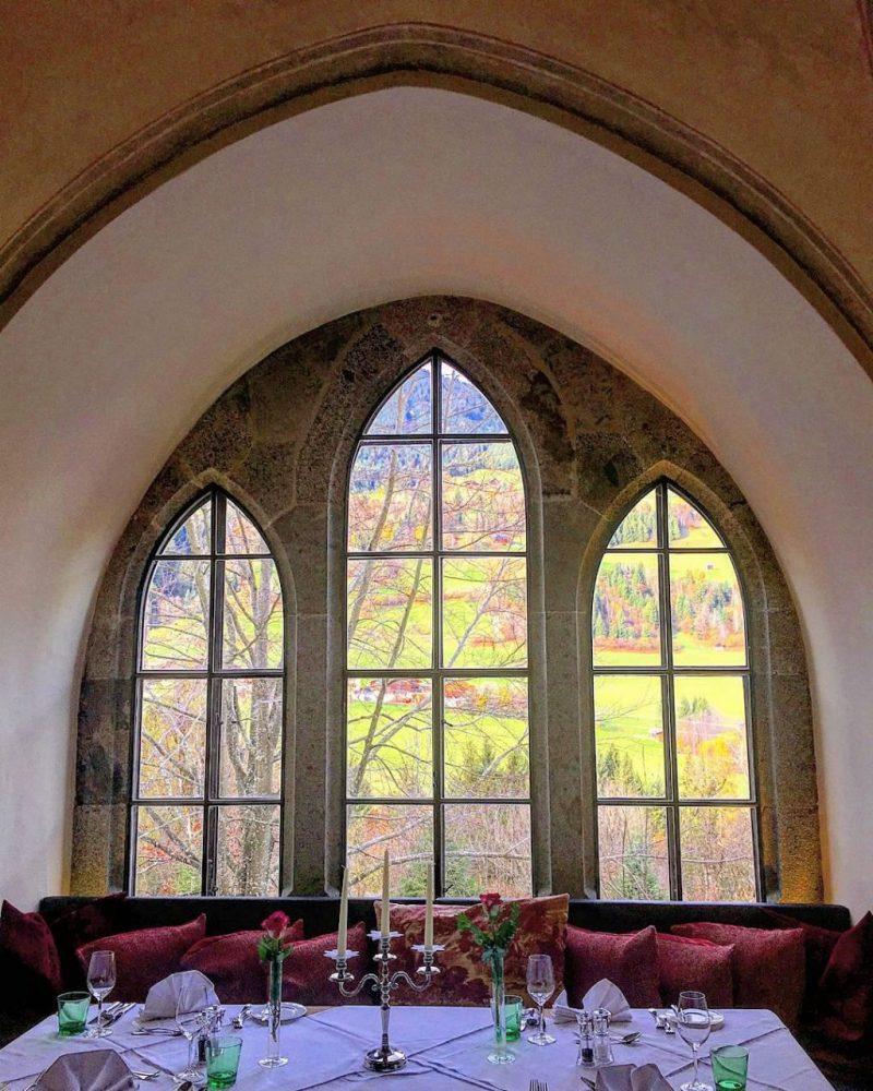 Schloss Mittersill Restaurant