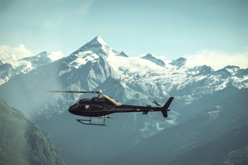 SennAir Helicopter Tour