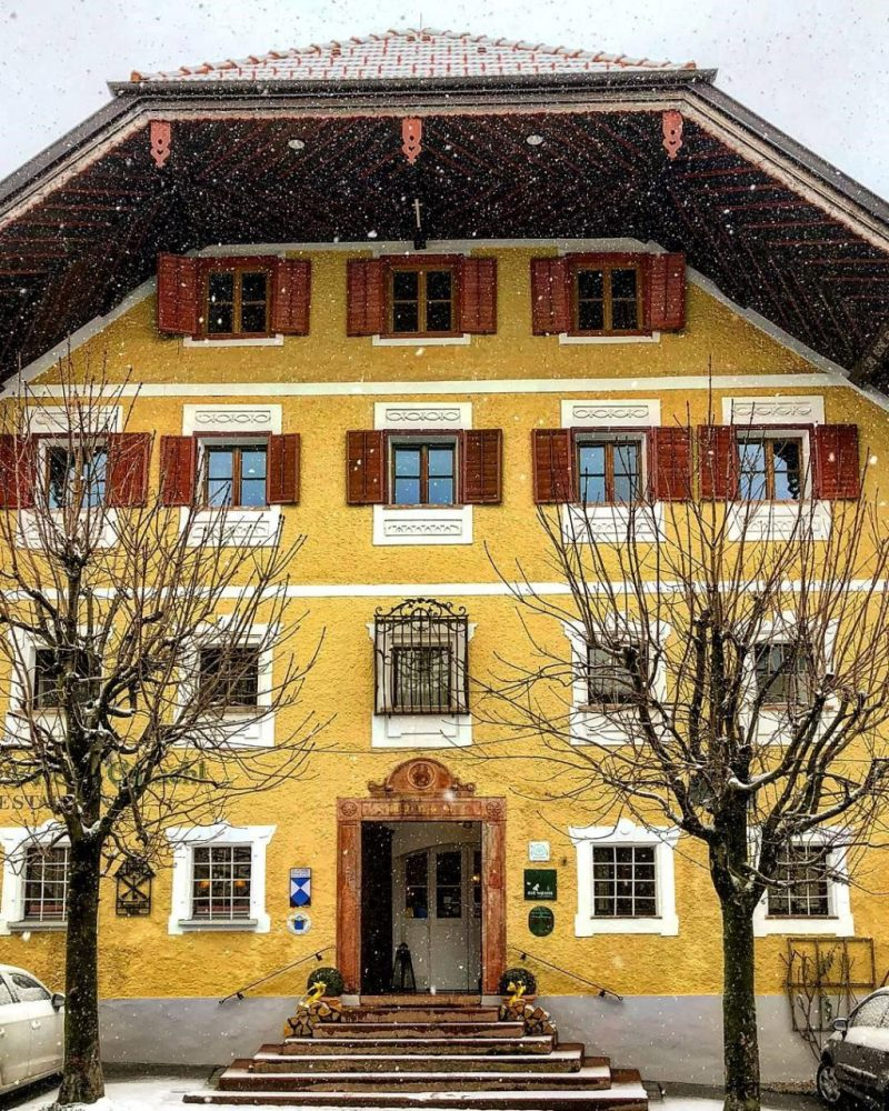 Romantik Hotel Gmachl Austria