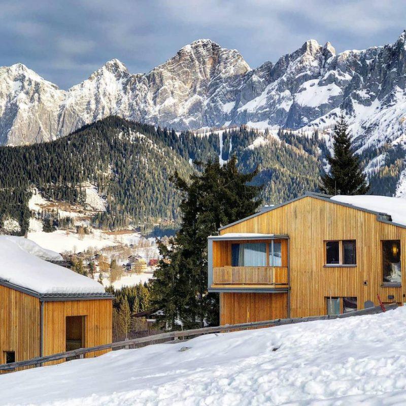 Rittis Alpin Chalets Ramsau am Dachstein