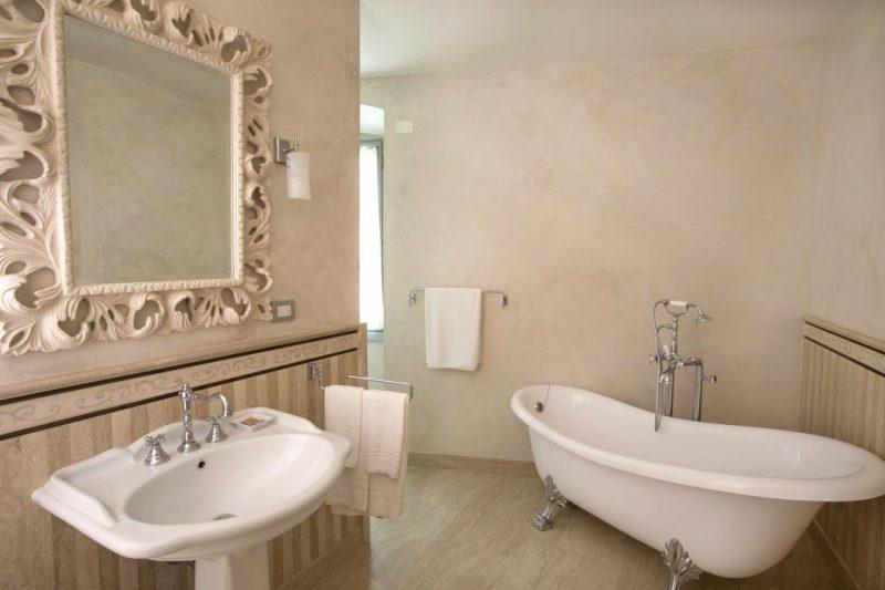 Bathroom Suite Casa del Vino della Vallagarina