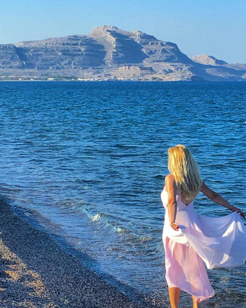 Rhodes Kalathos Bay Lindos