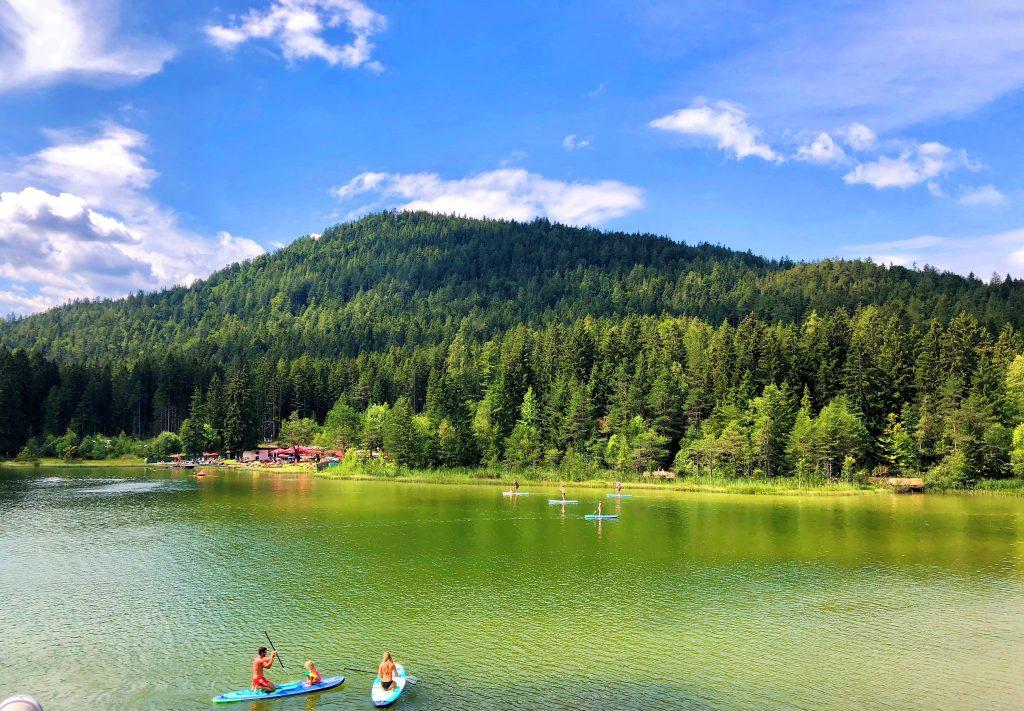 Wildsee Seefeld Tyrol