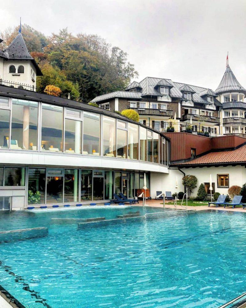 Ebner's Waldhof pool