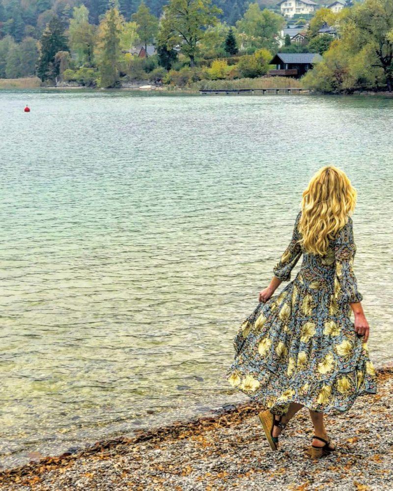 Fuschl Lake Austria