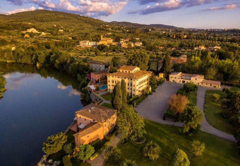 Villa La Massa Tuscany
