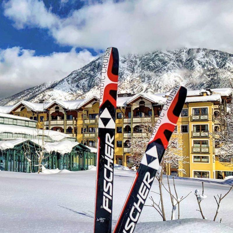 Cross-country ski Pertisau
