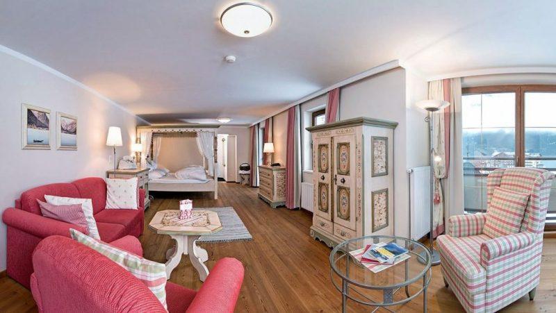 Wiesenhof Hotel Suite