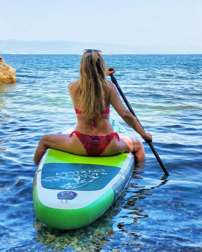 Paddle Boarding Croatia