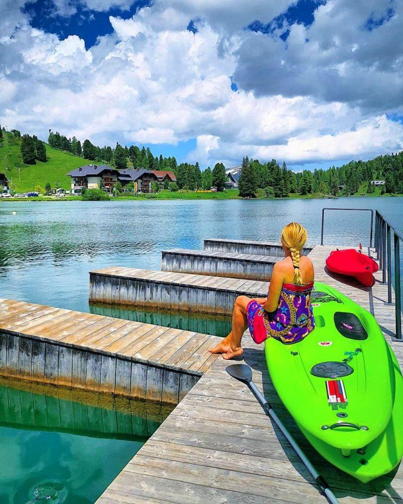 Turracher See Austria