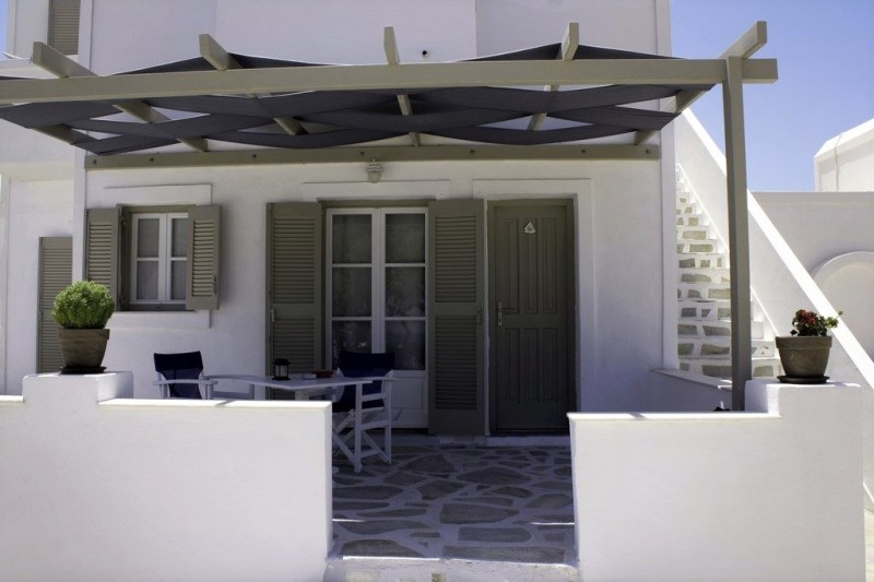 Accommodation Paros island