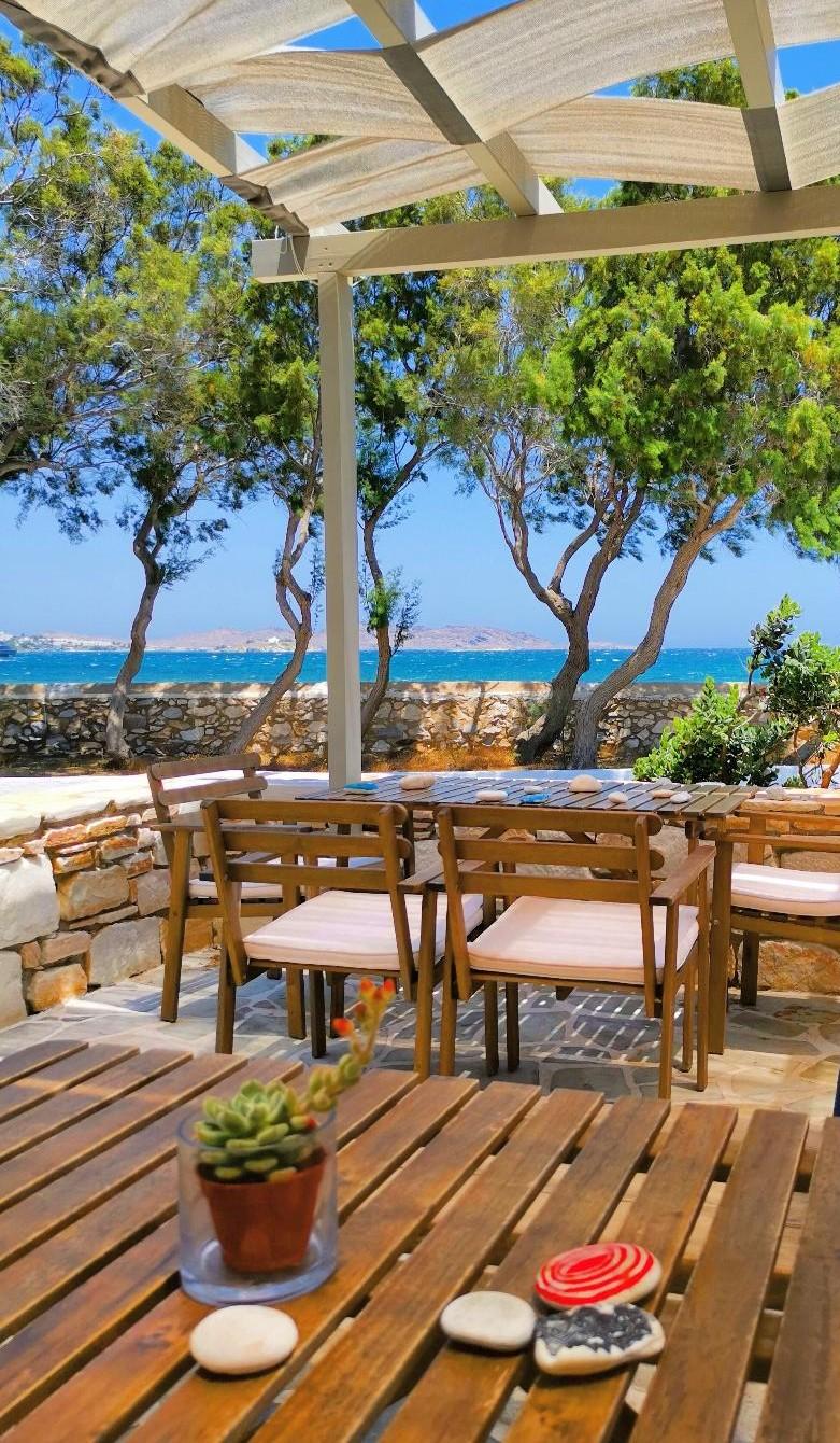 Suites Paros island