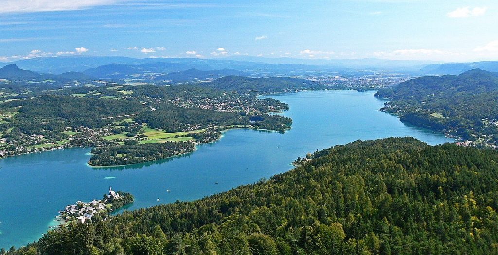 Woerthersee Lake